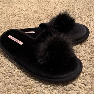 Victoria's Secret Fuzzy Slippers
